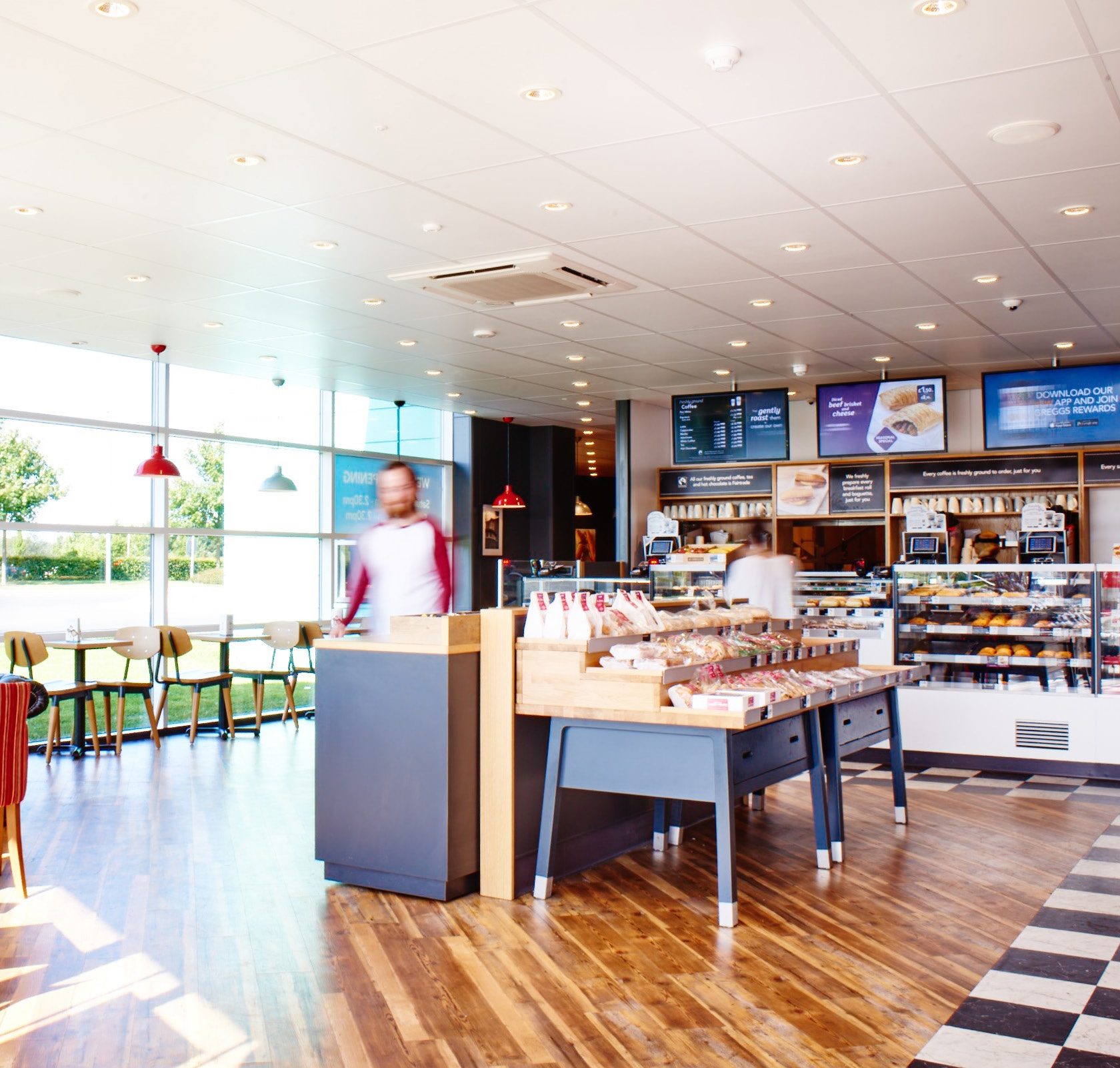 00 Greggs Finds Perfect Recipe For Pci Compliance With New Terminal